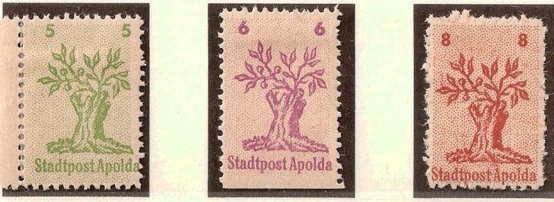 nach - Deutsche Lokalausgaben nach 1945 - Seite 2 Apolda10
