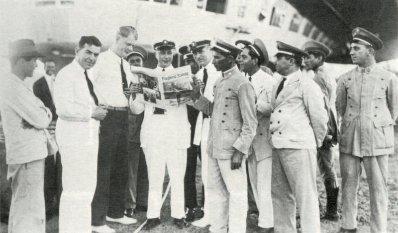 Zeppelinpost der Besatzung - Seite 2 Sammt_10