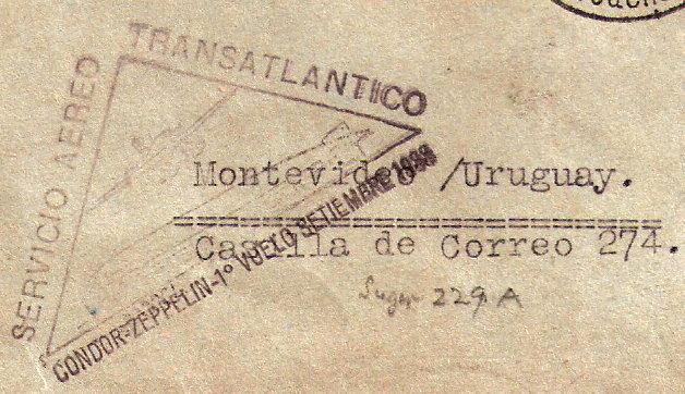 Südamerikafahrten LZ 127 1933 Scanne18