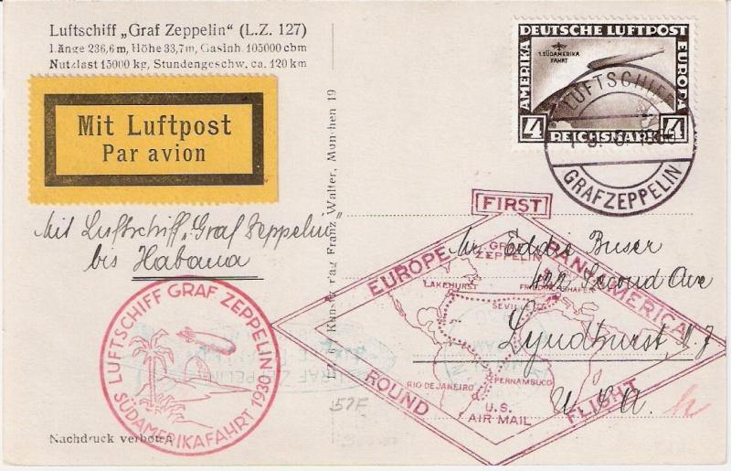 Südamerikafahrt 1930, Post nach Lakehurst - Seite 2 Sieger12