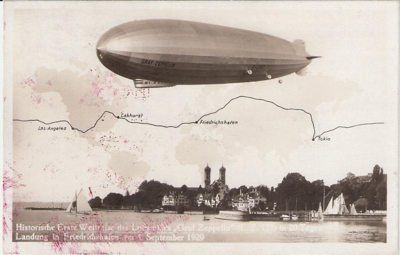 Südamerikafahrt 1930, Post nach Lakehurst - Seite 2 Sieger13
