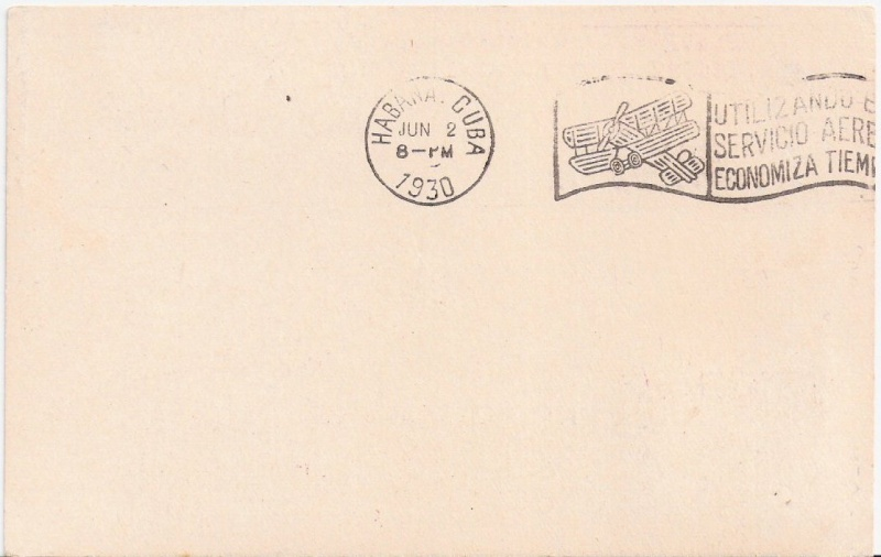 nach - Südamerikafahrt 1930, Post nach Lakehurst - Seite 2 Sieger15