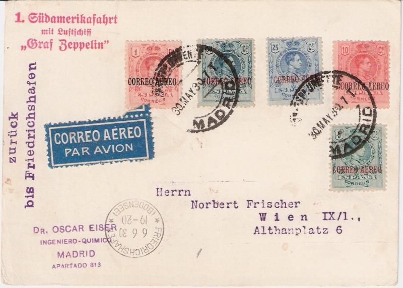 Spanische Zeppelinpost - Seite 2 Sieger18