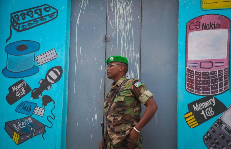 Armée djiboutienne / Djibouti National Army 0a145