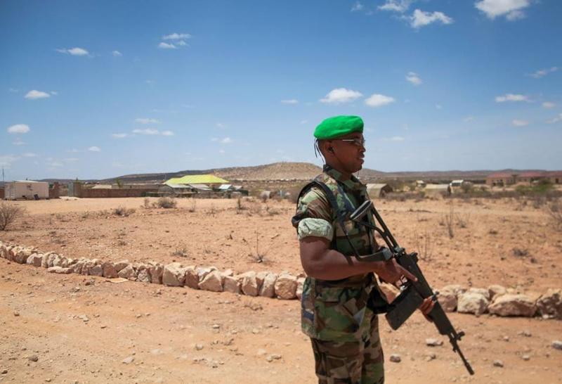 Armée djiboutienne / Djibouti National Army 0a34