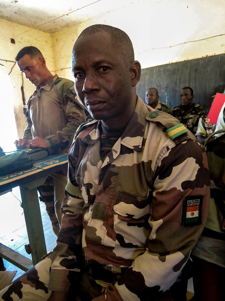 Forces Armées Nigeriennes / Niger Armed Forces ( FAN ) 0a37