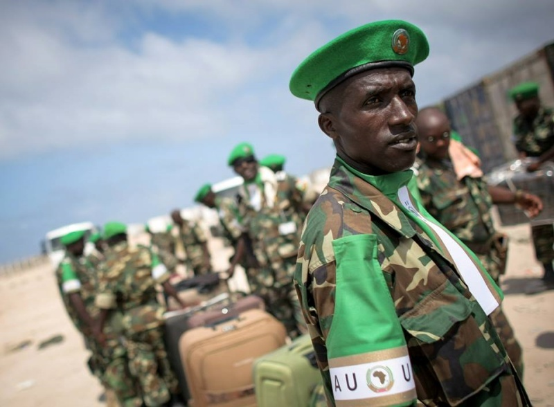 Forces armées du Burundi / National Defence Force of Burundi 0a3b10