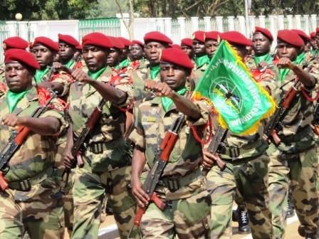 Armées de la République centrafricaine  0a51