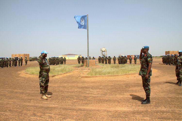 Forces Rwandaises de Défense / Rwanda Defence Forces ( RDF ) 0a52
