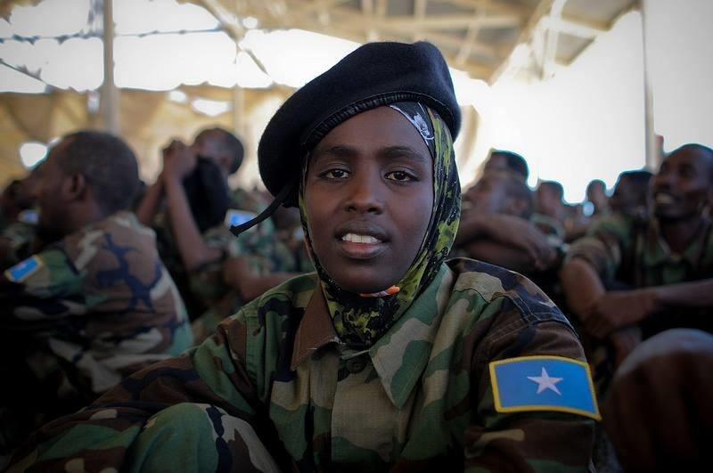 Armée Somalienne / Military of Somalia 0a627