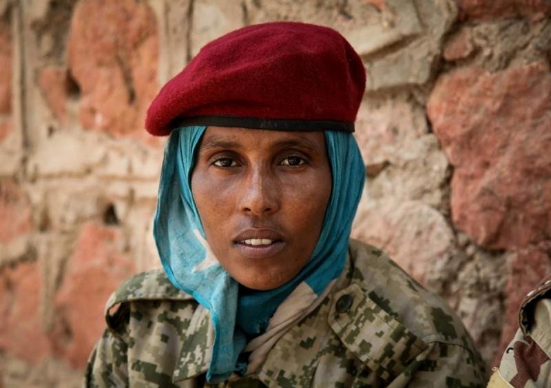 Armée Somalienne / Military of Somalia 0a6a11