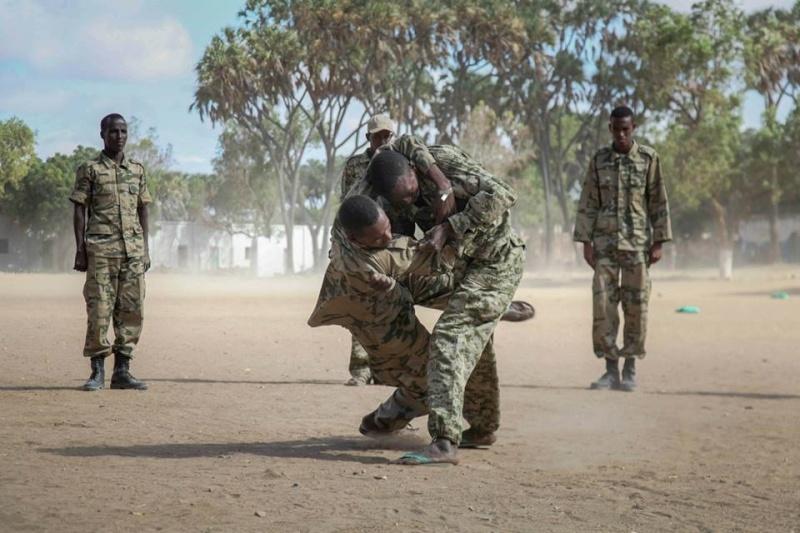 Armée Somalienne / Military of Somalia 0a6e110