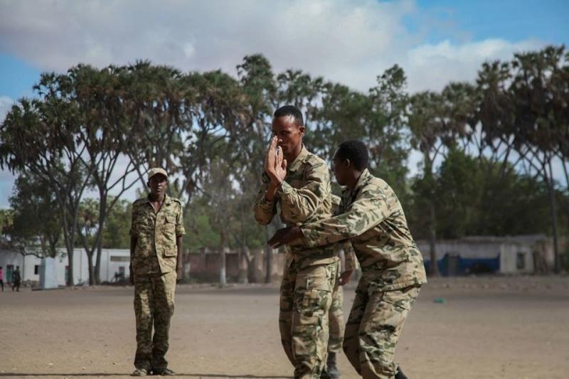 Armée Somalienne / Military of Somalia 0a6e12