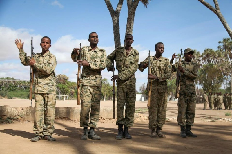 Armée Somalienne / Military of Somalia 0a6e310