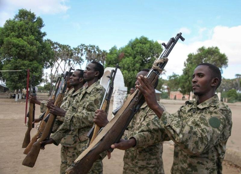 Armée Somalienne / Military of Somalia 0a6e411