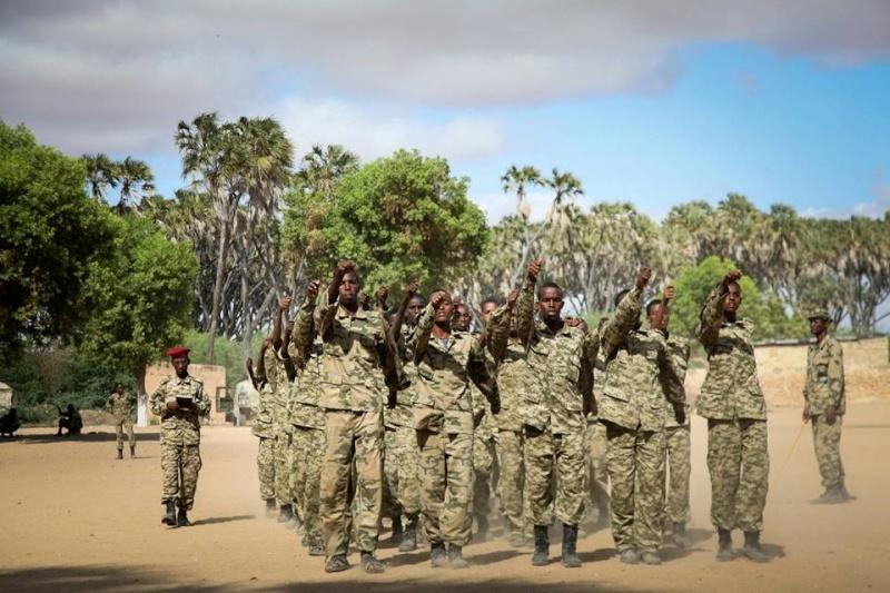 Armée Somalienne / Military of Somalia 0a6e510