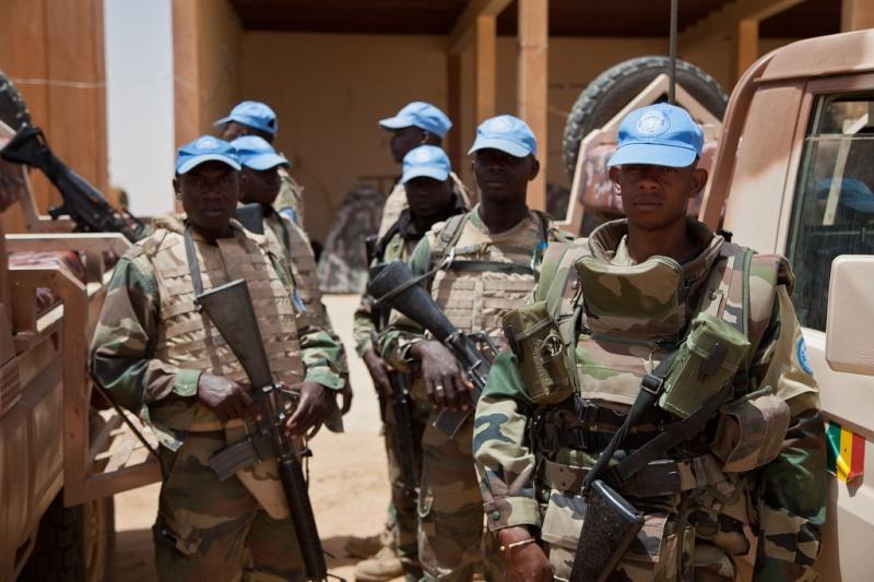Armée Sénégalaise - Page 5 0asene12