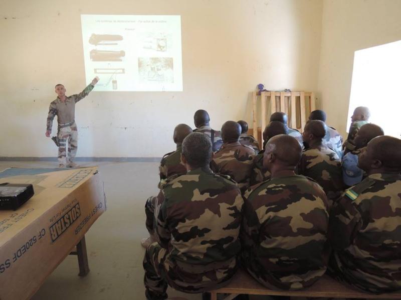 Forces Armées Nigeriennes / Niger Armed Forces ( FAN ) 0b18