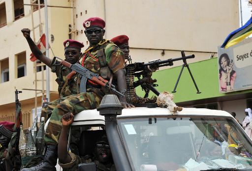 Armées de la République centrafricaine  1101