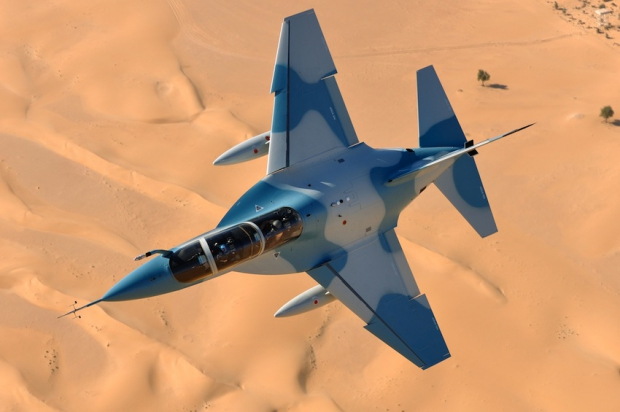 Aermacchi M-346 advanced jet trainer - Page 2 1109
