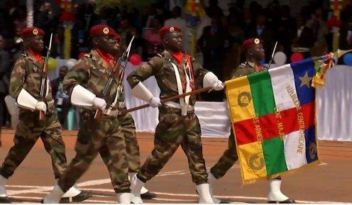 Armées de la République centrafricaine  1114