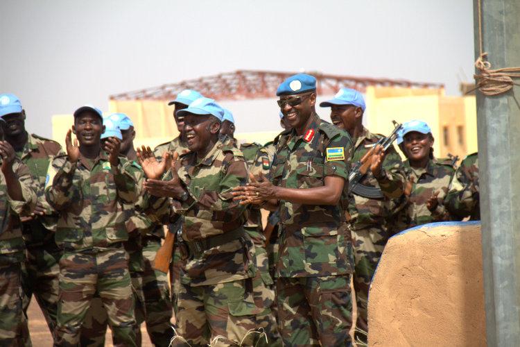 Forces Rwandaises de Défense / Rwanda Defence Forces ( RDF ) 1115