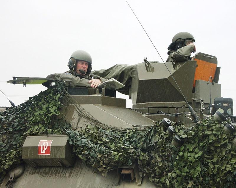 Armée autrichienne / Austrian Armed Forces / Österreichisches Bundesheer  - Page 4 1a055