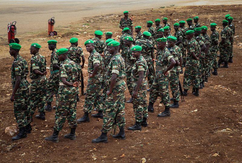 Forces armées du Burundi / National Defence Force of Burundi 1a057