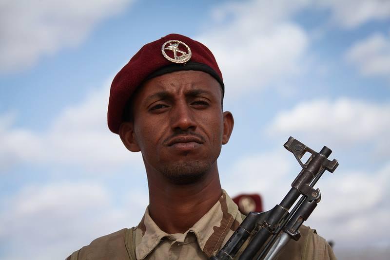 Armée Somalienne / Military of Somalia 1a058