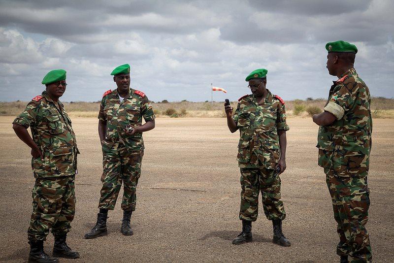 Forces armées du Burundi / National Defence Force of Burundi 1a0a29