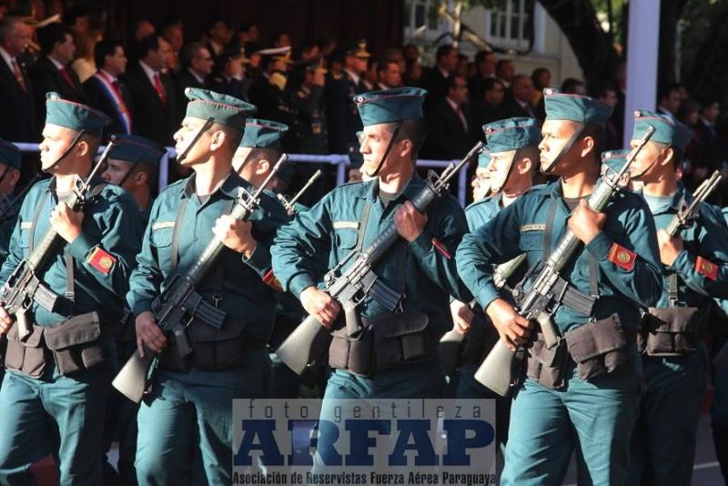 Armée paraguayenne 1a1114