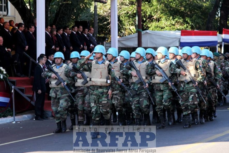 Armée paraguayenne 1a1212