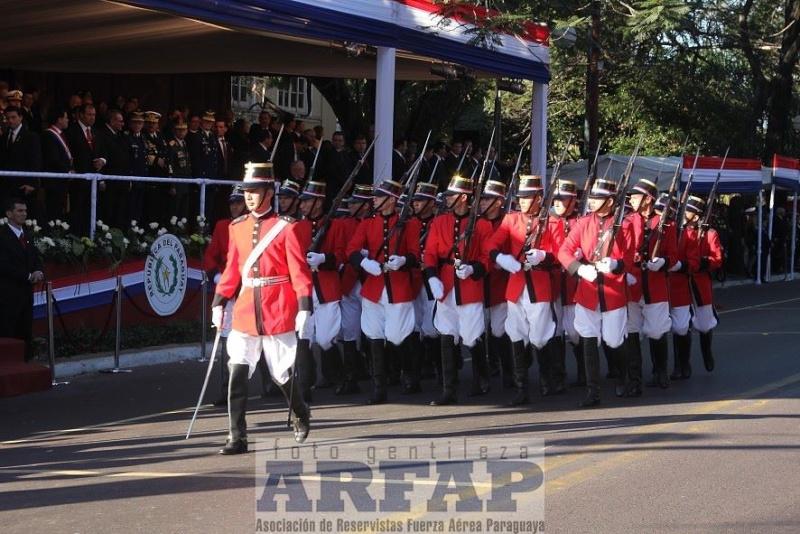 Armée paraguayenne 1a1311