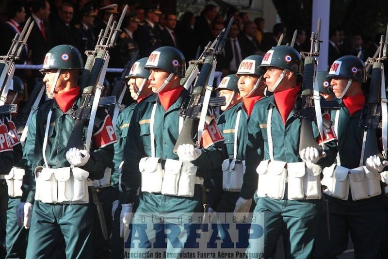 Armée paraguayenne 1a1411