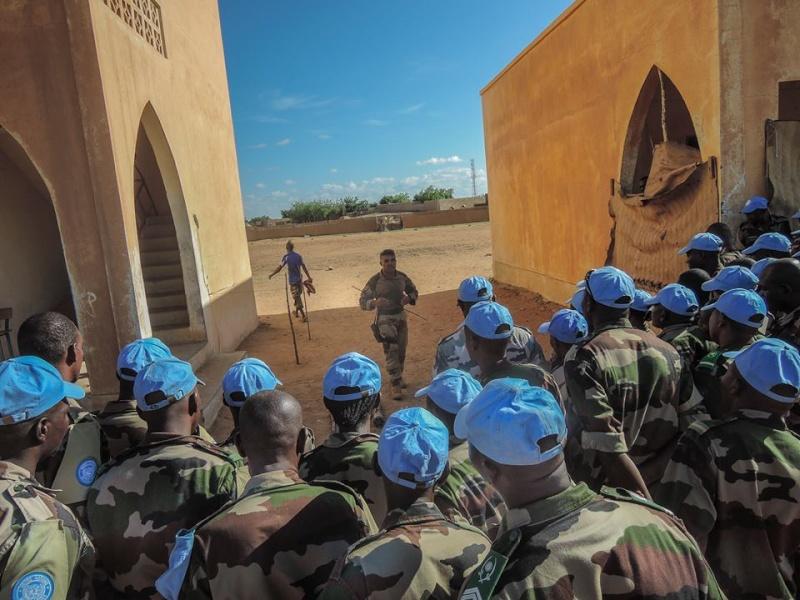 Forces Armées Nigeriennes / Niger Armed Forces ( FAN ) 1a150