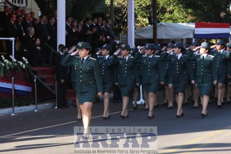 Armée paraguayenne 1a1511