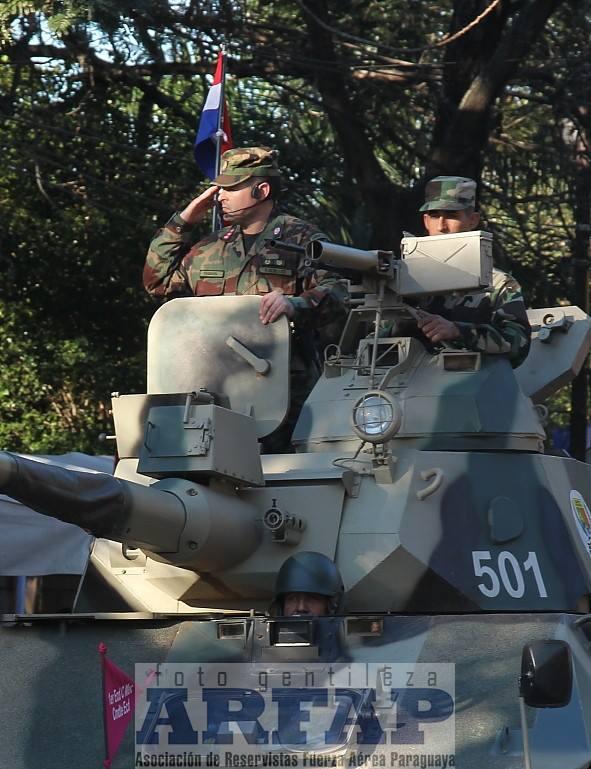 Armée paraguayenne 1a1611