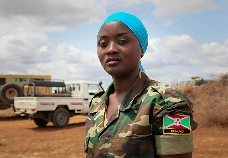 Forces armées du Burundi / National Defence Force of Burundi 1a170