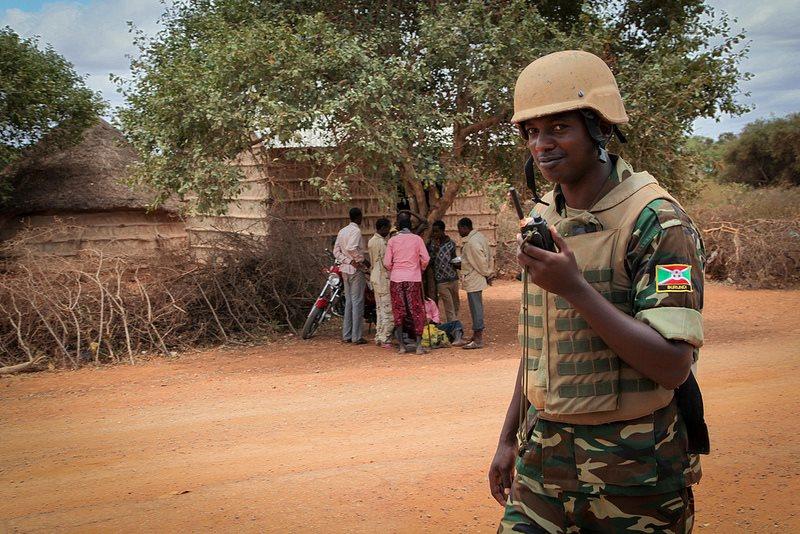 Forces armées du Burundi / National Defence Force of Burundi 1a171
