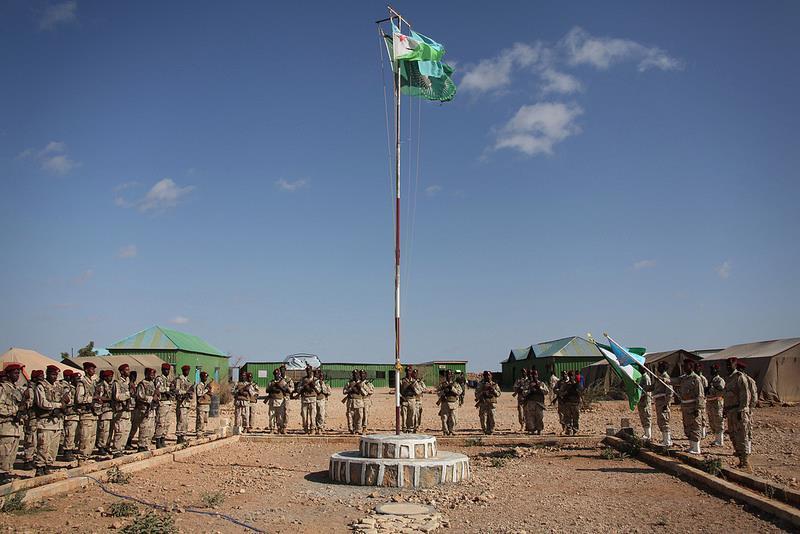 Armée Somalienne / Military of Somalia 1a174