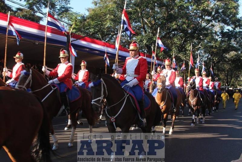 Armée paraguayenne 1a2111