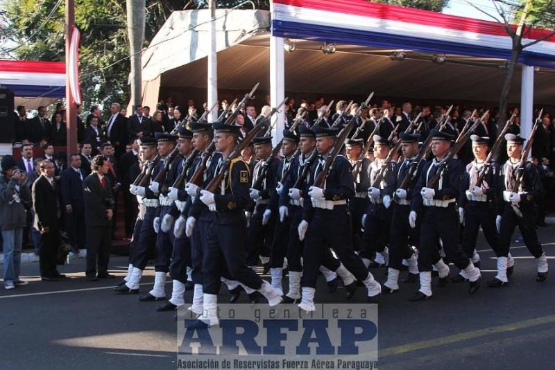 Armée paraguayenne 1a2311