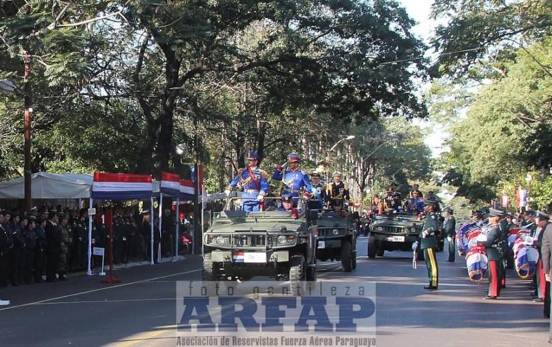 Armée paraguayenne 1a239
