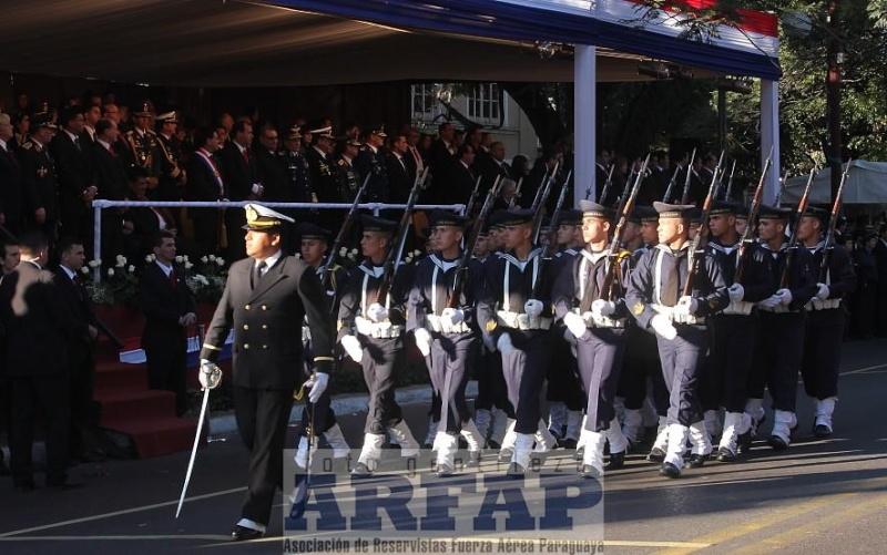 Armée paraguayenne 1a2410
