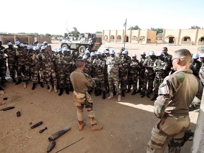 Forces Armées Nigeriennes / Niger Armed Forces ( FAN ) 1a242