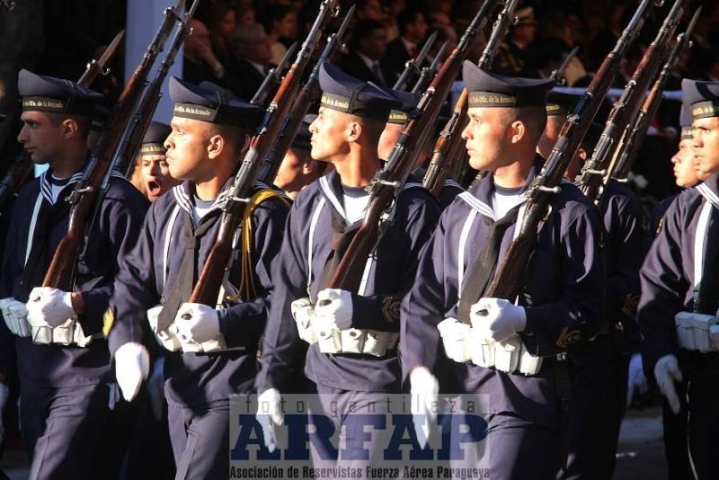 Armée paraguayenne 1a2510