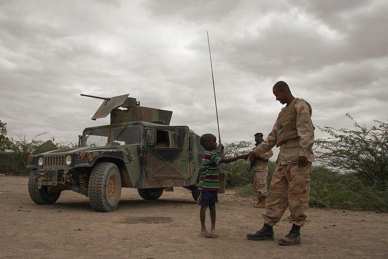 Armée Somalienne / Military of Somalia 1a259