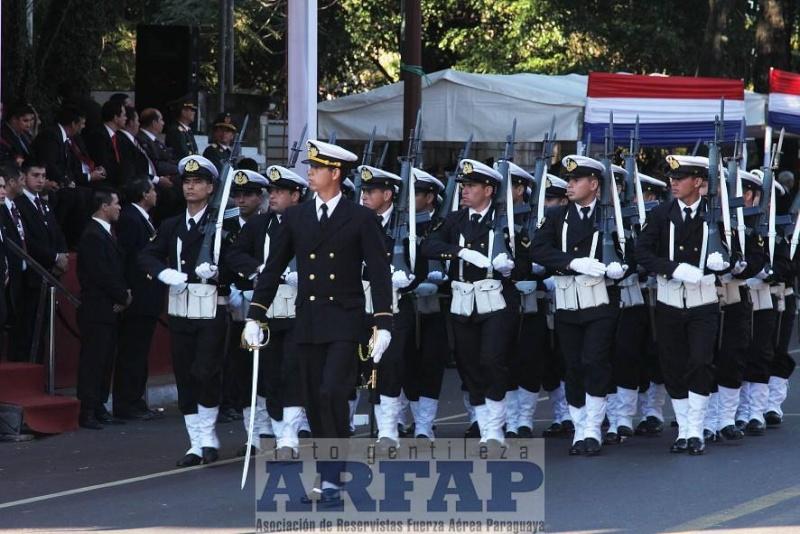 Armée paraguayenne 1a2610