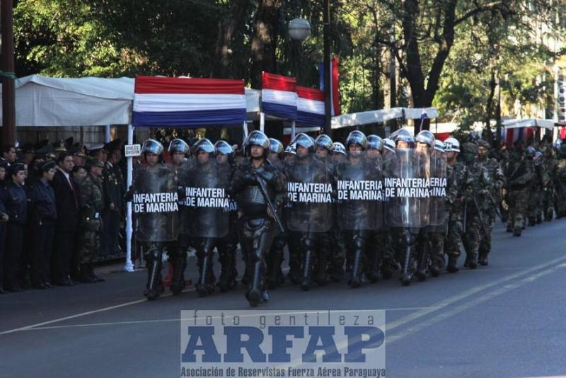 Armée paraguayenne 1a2710