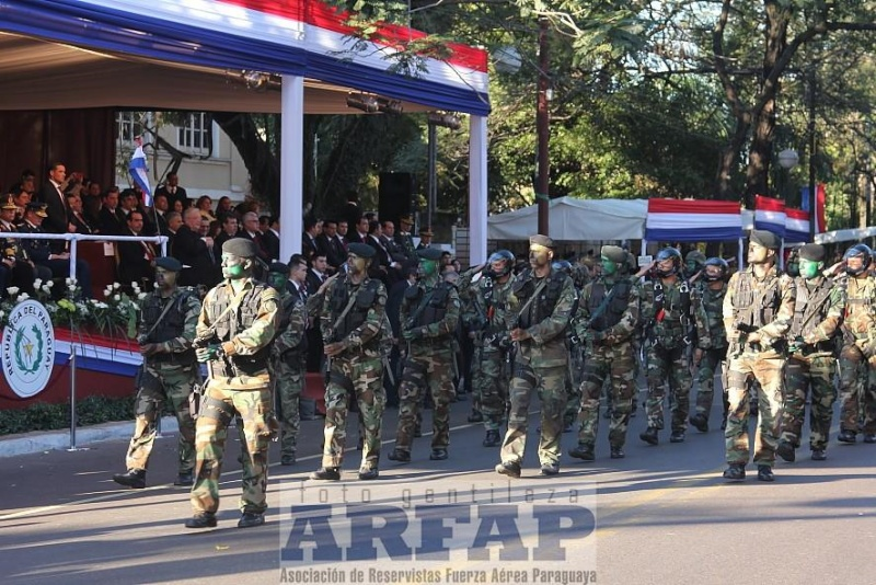 Armée paraguayenne 1a2810